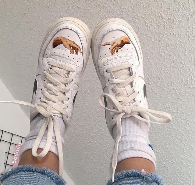 25 + › Freizeitschuhfrauen handgemachter Schuh diy 2019 Freizeitschuh