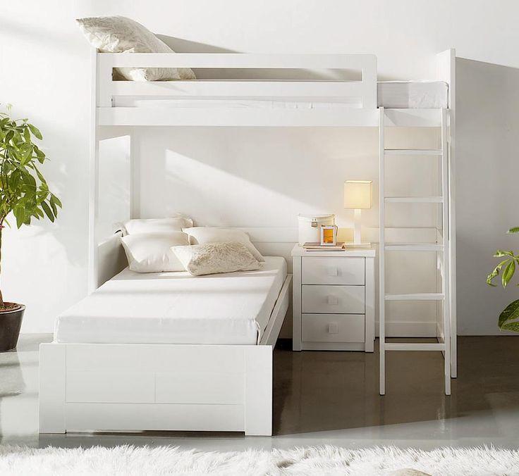 Las 25 mejores ideas sobre camas marineras en pinterest for Ideas para habitaciones infantiles pequenas