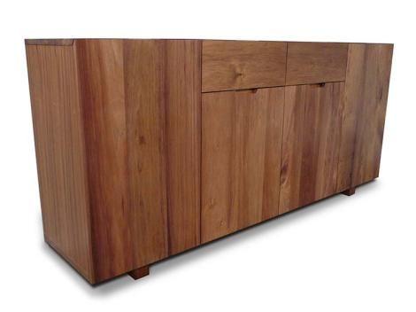 Manhattan Tasmanian Blackwood Buffet Sideboard Cabinet Hall Table