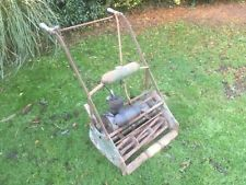 vintage atco lawn mower, spares or repairs villiers engine