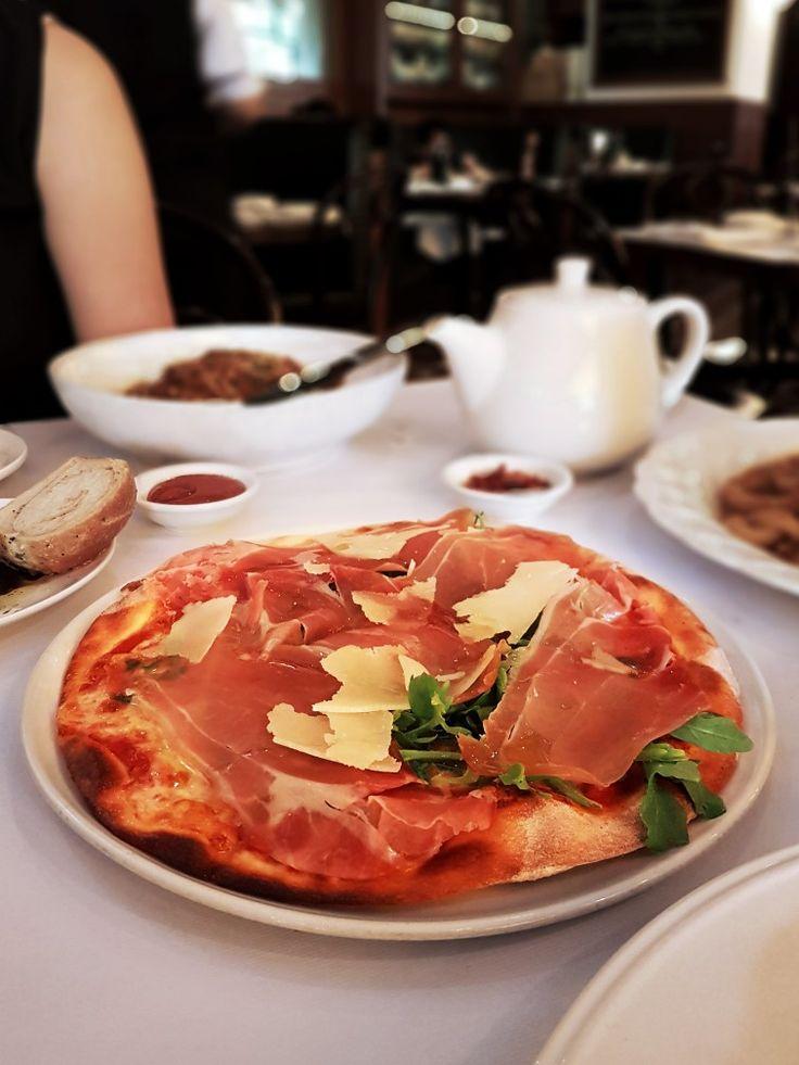 """""""Parmigiana Pizza"""", Caffe Milano, Jakarta"""