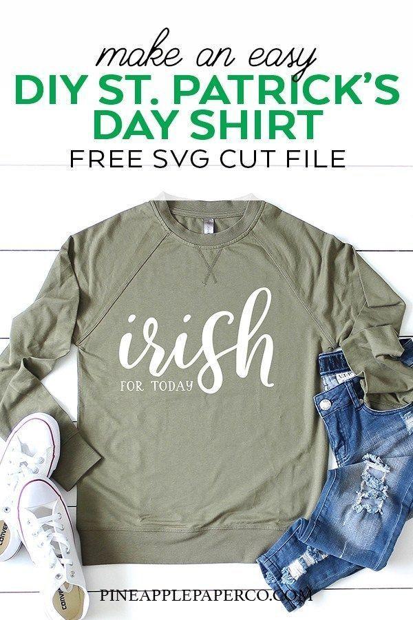 Download St Patrick's Day Svg * Good Luck Charm * Luck * Irish Cut File Design