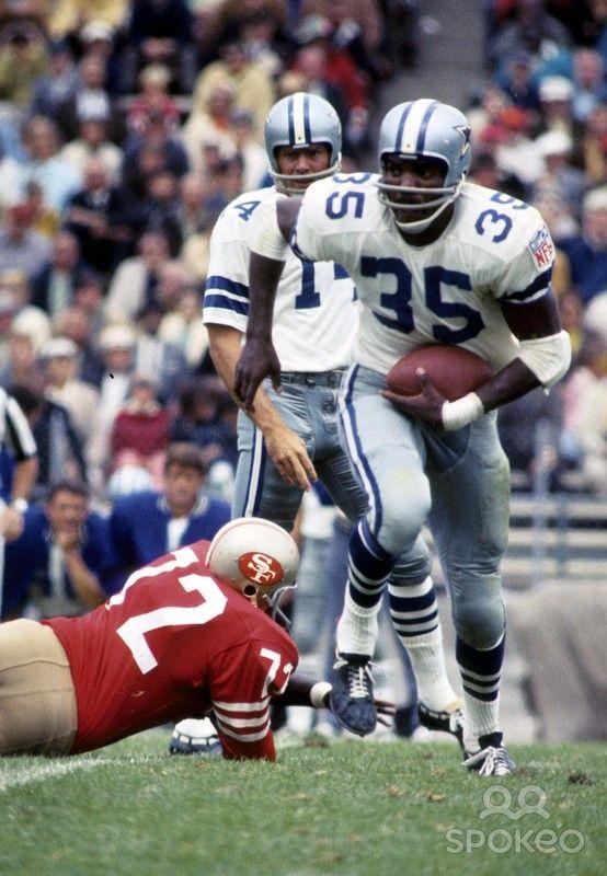 Calvin Hill, Dallas Cowboys