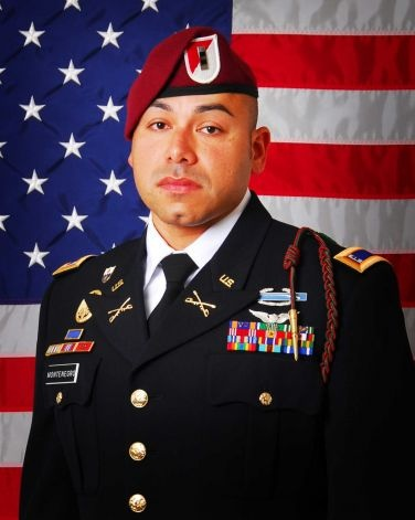 CWO 2 Jose Montenegro 31, of Houston, assigned to 1st Squadron, 17th Cavalry Regiment, 82nd Combat Aviation Brigade, 82nd Airborne Division, Fort Bragg, N.C.; died Sept. 5, 2012 in Logar Province, Afghanistan, of injuries suffered when a OH-58D Kiowa helicopter crashed.  He enlisted in 2001 as an infantryman and was on his third deployment, according to the news release. Montenegro served in Iraq in 2004 and Afghanistan in 2010.