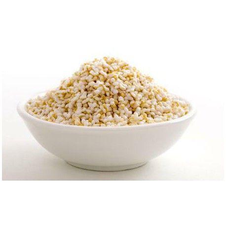 Amarant je vďaka vyváženému obsahu aminokyselín je vhodným zdrojom bielkovín, obsahuje významné množstvo železa, magnézia, kalcia a zinku. Je najlepším zdrojom vápnika. Je v ňom obsiahnutých množstvo vitamínov ako riboflavín (vitamín B2), niacín (vitamín B3)a tokoferol (vitamín E), a tiež obsahuje aj vitamín C. AMARANTOVÁ MÚKA je vhodná pre alergikov, pri redukčných diétach a aj pre vegetariánov. Hodí sa na prípravu slaných a aj sladkých jedál, nakoľko má úplne neutrálnu chuť.