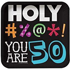 Everything you need to throw one amazing 50th birthday party! Food, gifts, games, and other 50th birthday party ideas that'll thrill your guests!
