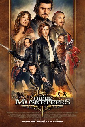 The Three Musketeers / Üç Silahşörler (2011)
