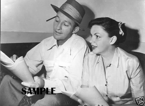 Judy Garland & Bing Crosby