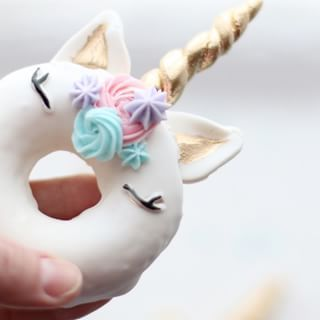 These unicorn doughnuts. | 23 Pictures Of Doughnuts That Will Sexually Awaken You