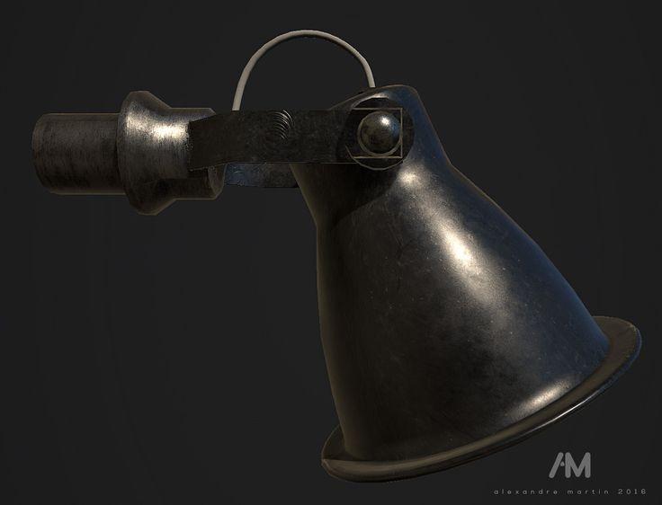 ArtStation - Applique 3dsmax / substance painter, alexandre martin