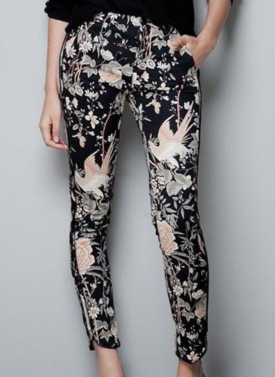 Love a printed pant