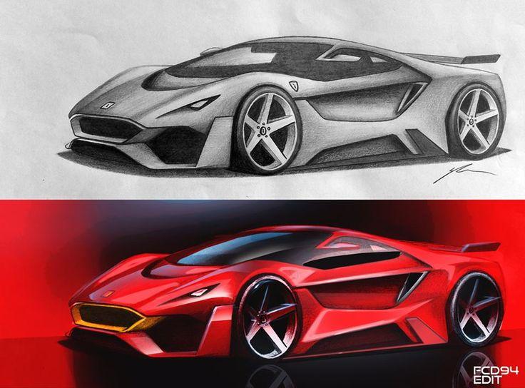 25 Best Ideas About Ferrari F80 On Pinterest: Ferrari F80, Ferrari And Tops On Pinterest