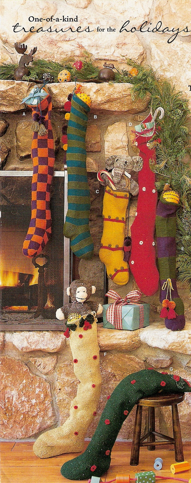249 best christmas stockings u0026 mittens images on pinterest