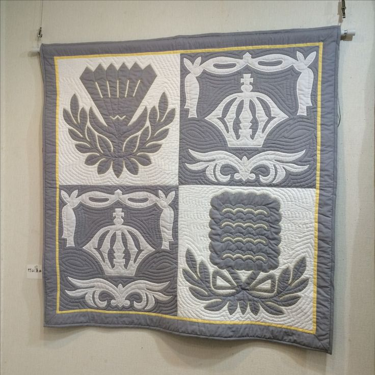 16 Best Hawaiian Quilted Pillow Covers Images On Pinterest