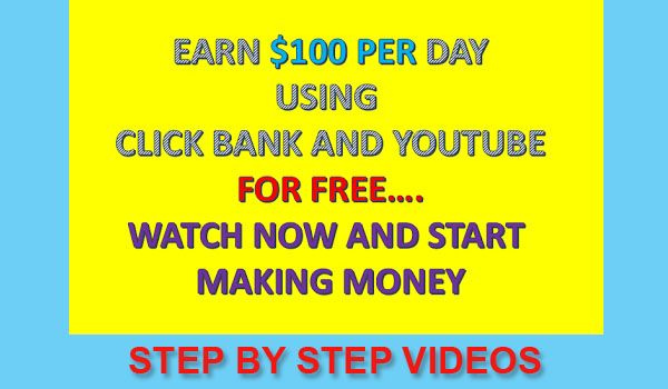 Earn Easy Daily 100 USD From ClickBank Affiliate Program for