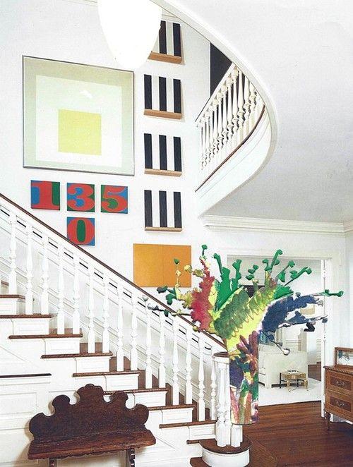 1000 images about eclectic art arrangements on pinterest - Maison rogers sturz michael lee architects ...