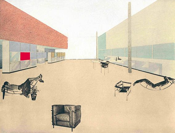 Le Corbusier - Architecture Vivante