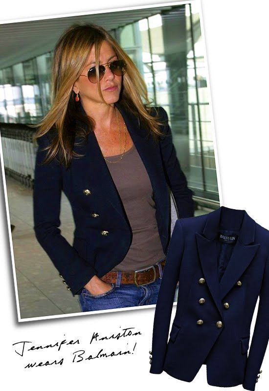 Best 25  Navy blue blazer ideas on Pinterest | Navy blazer outfits ...