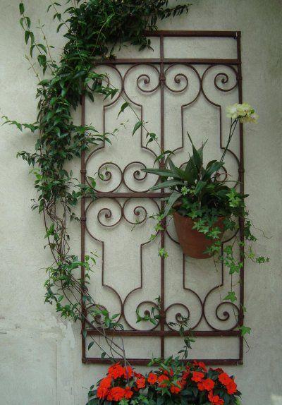 plantas em muros - Pesquisa Google
