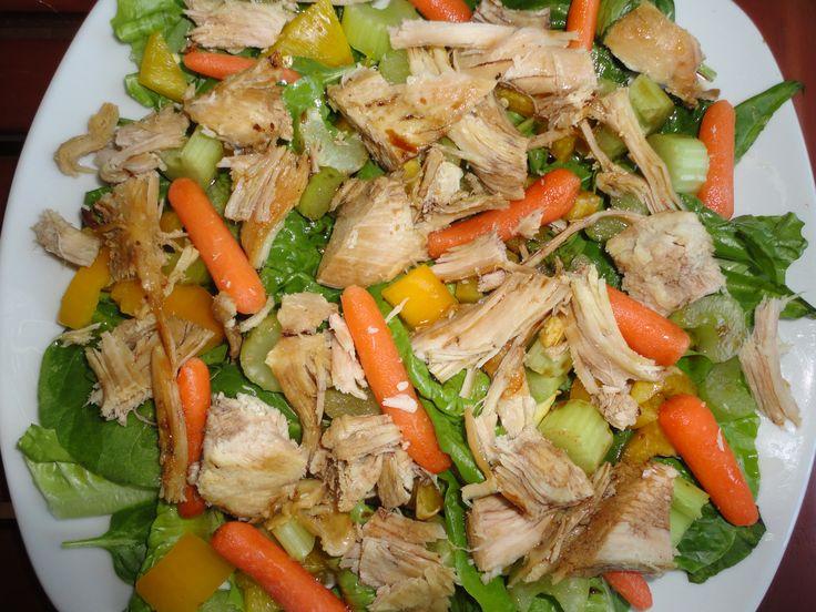 74 mejores im genes sobre ensaladas en pinterest - Ensalada de apio y zanahoria ...