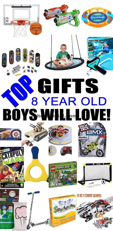 Geschenkideen 8 jahriger