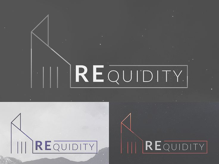 REQUIDITY - Logo concept/proposal by Robert Berki for Clevertech