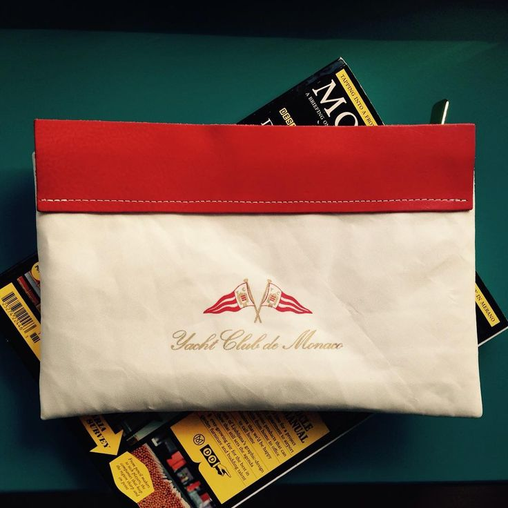 Salty Bag x Yacht Club de Monaco