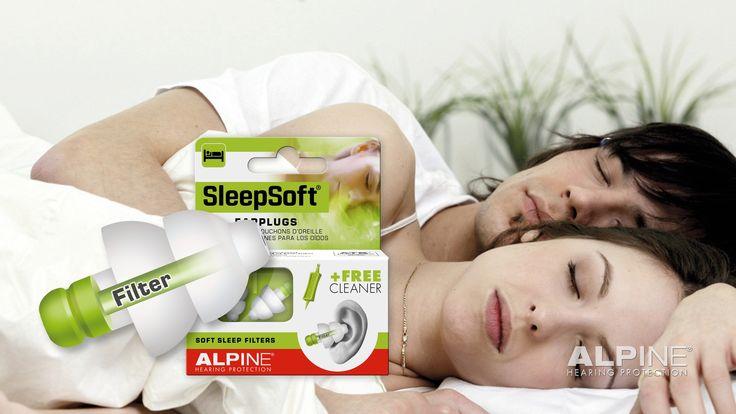 Snoring partner earplugs