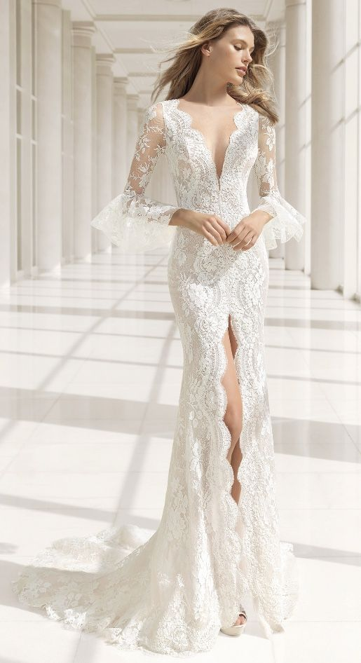 wedding dress inspiration - rosa clara | wedding couture | vestidos
