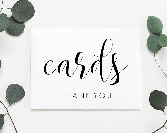 Cards Sign Wedding Card Sign For Wedding Wedding Cards Sign Wedding Card Basket Cards Sign Weddin Cards Sign Wedding Wedding Printables Wedding Card Basket