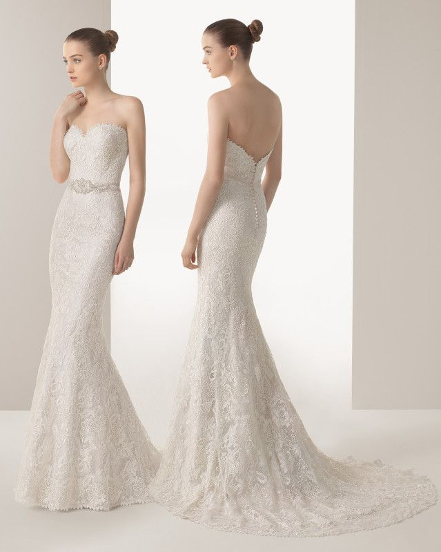47 best Wedding gowns images on Pinterest   Short wedding gowns ...