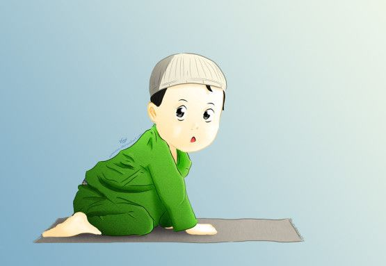 Gambar Anime Cowok Islami 12 Best Muslim Clipart Images On