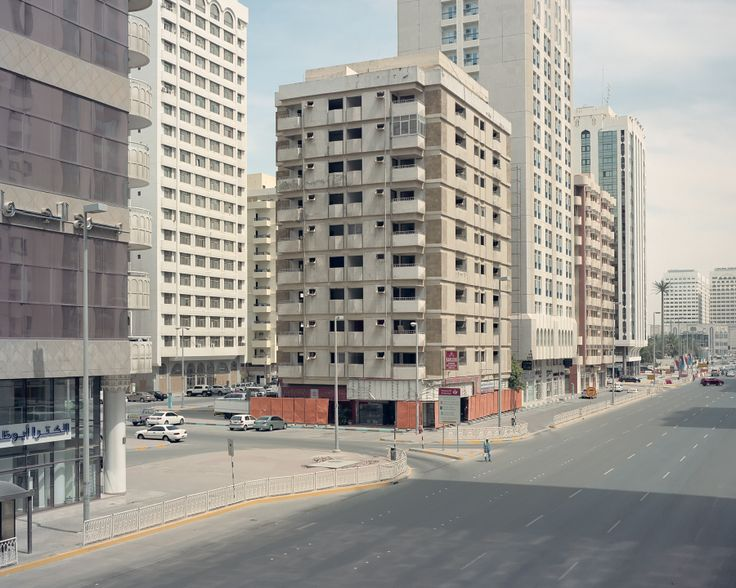 Akos Major, One man standing, Abu Dhabi, UAE 2013