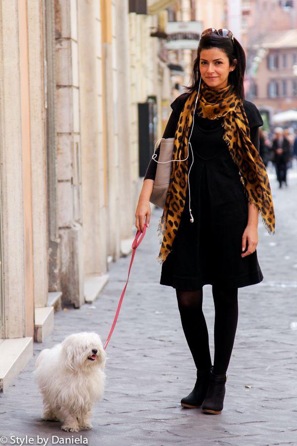 Italian Women Fashion On The Street | www.pixshark.com ...