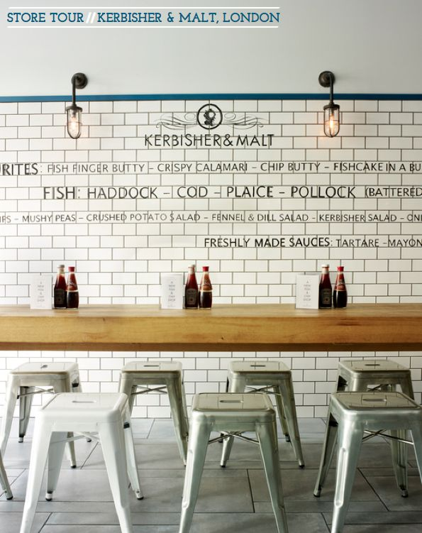 Store Tour: Kerbisher & Malt, London