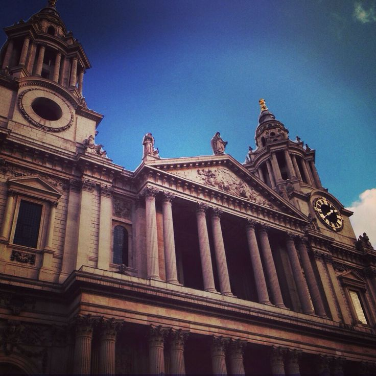 St Paul's Cathedral - London, England Photo by: Danielle Yaghdjian