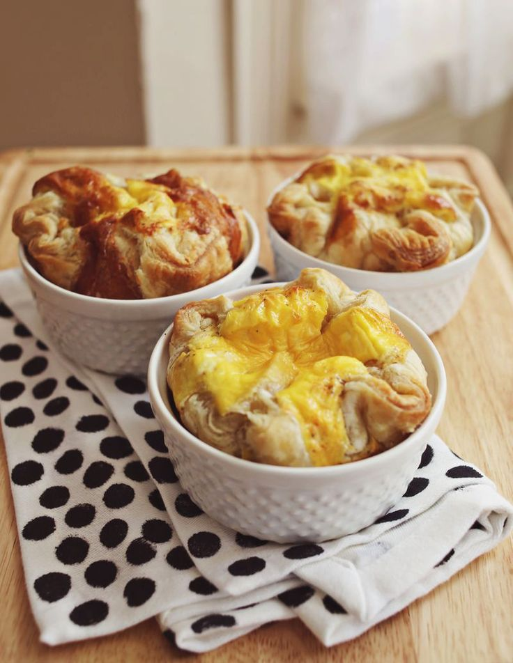 Mini Quiche from A Beautiful Mess -Made 17 Feb. 2013 - I used ...