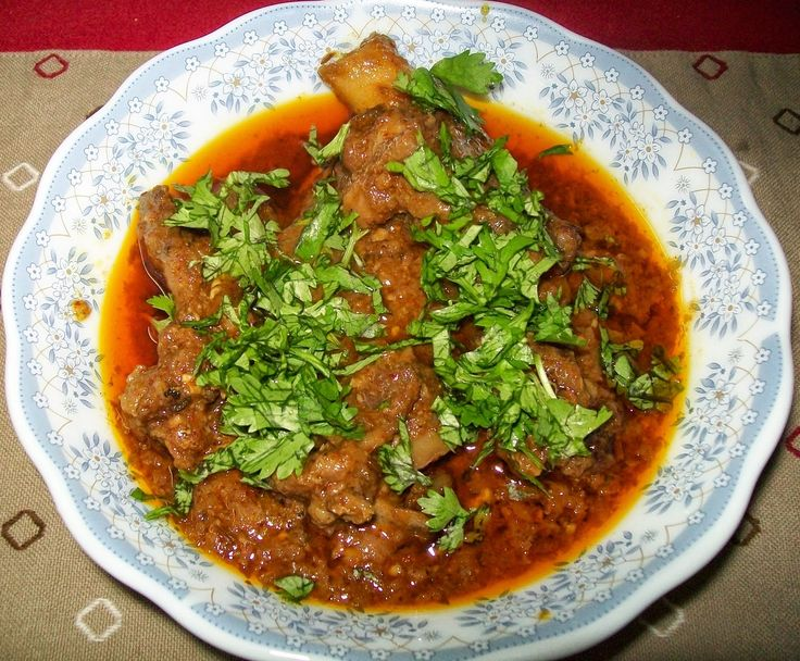 Lazeez Pakvaan ( Delicious Recipes from India): Ramzan Special mutton korma
