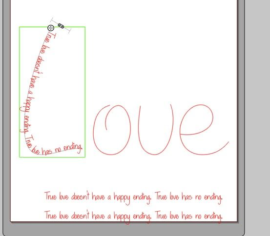 How to Turn the Shape of a Letter or Word into Script in Silhouette studio ~ Silhouette School