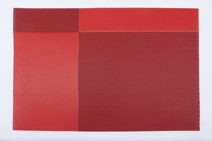 Table Placemats (Scarlet)