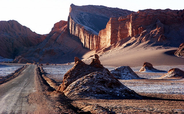 Valle de la Luna - Atacama, Chile