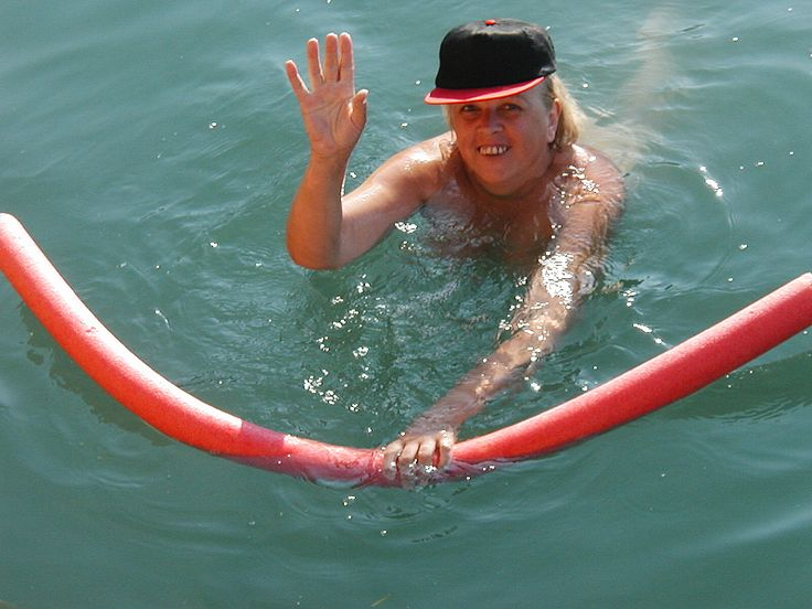 """lenivější pomáhají při plavání např. """"žížaly"""""""