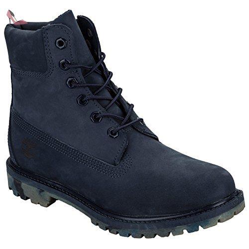 Bottes Timberland Premium 6 pouces pour femme en bleu marine - Chaussures timberland (*Partner-Link)