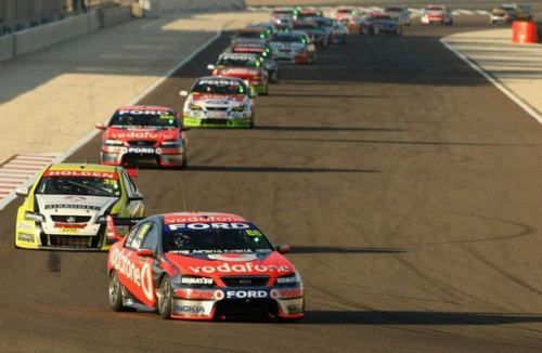 V8 Supercars! Some of the best racing in the world! And coming to Austin in 2013...