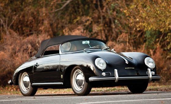 Porsche 356 Speedster de 1955