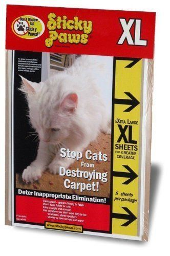Sticky Paws X For Furniture X Large   5 Strips Per Package. U003e Discover This  Special Cat Product, Click The Image : Cat Scratching Post