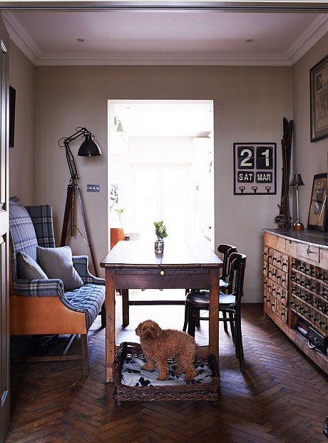 David Gandy's West London Home - Telegraph