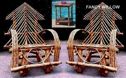 FancyWillow - Outdoor Furniture, Patio Furniture, Garden Furniture, Pool Furniture, Willow Furniture, Wicker Furniture, Rattan Furniture, Western Furniture, Rustic Furniture, Southwestern Furniture, Children Furniture, Twig Furniture, Cabin Furniture, Mountain Furniture, Cottage Furniture, Ski Furniture, Mission Furniture, Lawn Furniture, Backyard Furniture, Cowboy Furniture, Bentwood Furniture, Beach Furniture, Lake Furniture