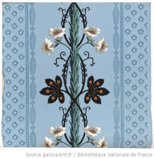 1000 id es sur le th me bordures de papier peint sur pinterest coussins d c - Papier peint motif paris ...