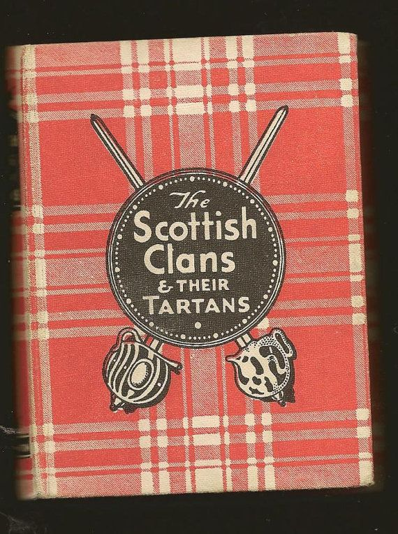 The Scottish Clans and Their Tartans.  Great little book.  We have a copy since I am linked to two clans ; one highland, one lowland, as well as to my English & German ancestry